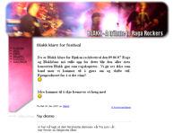 Blakk - A tribute to Raga Rockers
