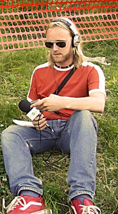 Journalist Helge