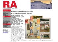 Rjukan Arbeiderblad